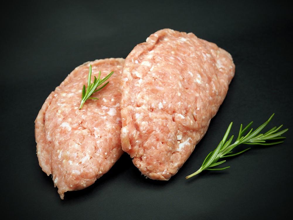 Panzerotti di carne